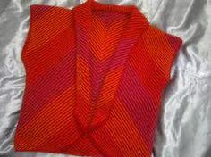 strikket tørklæde vest - Google-søgning