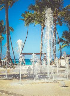 Beach Wedding Gazebo at the Royalton Punta Cana Resort and Casino - love shooting weddings in the Dominican by Vaughn Barry Photography www.vaughnbarry.com #DestinationWeddings #DominicanRepublic Destination Wedding Ideas - PIN now, view later!