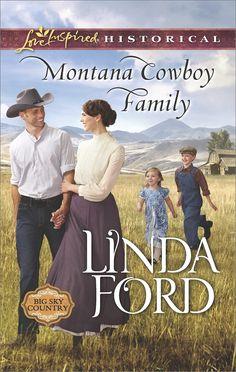 Linda Ford - Montana Cowboy Family / https://www.goodreads.com/book/show/30375547-montana-cowboy-family?ac=1&from_search=true