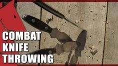 http://www.youtube.com/results?search_query=How to Throw a Knife Without It Spinning