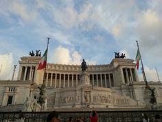 Lot of love from Rome