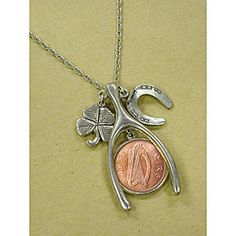 Cute good luck charm necklace