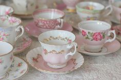 All the Pretty Little Teacups