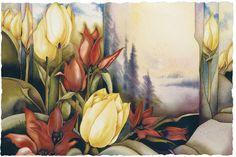 Tulip Days by Jody Bergsma