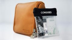 United Airlines teams up with Cowshed for new amenity kits