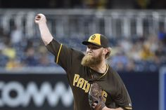MLB trade rumors: Padres Andrew Cashner drawing interest from a surprising number of teams
