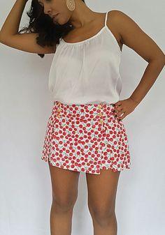 Skirt cherry