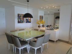 sala de jantar 4 cadeiras - apartamento - Pesquisa Google