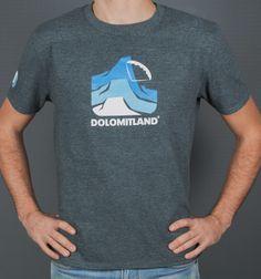 Dolomitland sportswear t shirt www.dolomitland.it