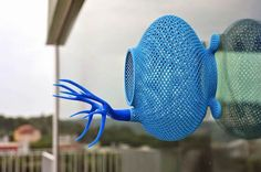 3D printed birds nest