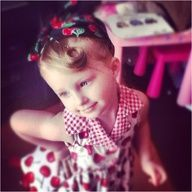 Beautiful lil girl