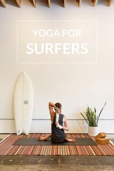 This is great for surfers who struggle with back pain or stitches like myself.