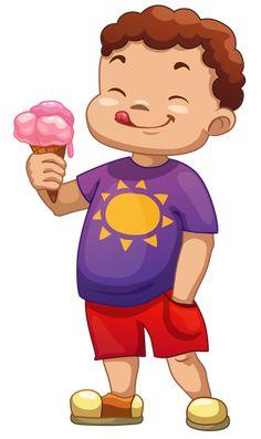 quenalbertini: Ice cream tastes better in vacation days