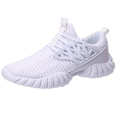 fa259ba9ee643 Aleader Performance Womens Comfortable Walking Shoes White 9 DM US   Click  for more Special Deals  Fitness Ladies Yoga Exercise Power Fashion