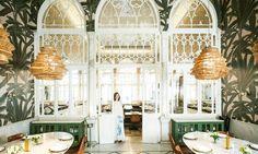 Liza Beirut - Beirut 16 Breathtaking Restaurants to Add to Your Bucket List via @MyDomaine