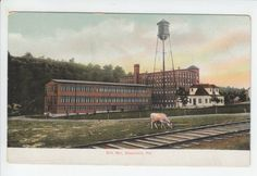 "My home ton- gool ole Shamokin :) Silk Mill Factory Shamokin Pennsylvania Northumberland County PA Just had to pin cause how often so you see  something so close to home - Love Central Pennsylvania? ""LIKE"" us! https://www.facebook.com/pages/Central-PA-Living-Magazine/516855981737793"