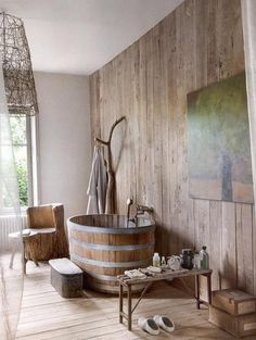 Horse Trough Bathtub Small Spaces