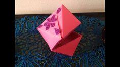 DIY Paper Crafts - How to Make Wonderful DIY Multi Purpose Paper Box  + ...