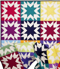 Memories Quilt | Pattern available | Red Pepper Quilts 2015