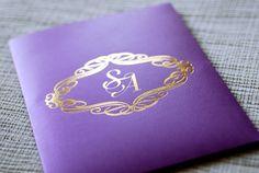 Modern Indian wedding Invitations SA1_ZOYACouture