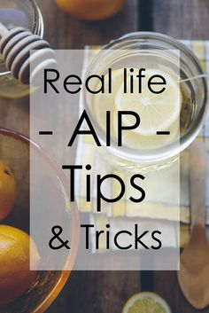 A Squirrel in the Kitchen - Paleo Autoimmune Protocol (AIP) – Recipes and lifestyle for autoimmune wellness