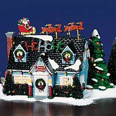 department 56 products the holiday house view lighted buildings christmas villages