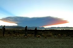 Calbuco Eruption Photos: After Evacuations, Chileans Have Front-Row View Of Volcano At Dusk