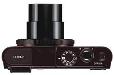 leica C type 112 compact camera by AUDI design - designboom | architecture & design magazine