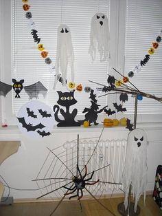 Dekorace -Halloween
