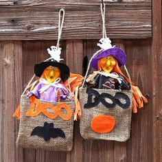 Halloween Witch Bag Funny Creative Blanket cloth Bag - Gchoic.com