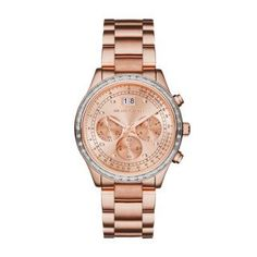f46d2aa99540 Michael Kors Rose GoldTone Brinkley Watch     Check out this great product.  (