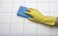 How to Refinish Ceramic Tile- DIY Ideas, Tips and Tutorials.