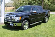 2012 Ford F150, 34,803 miles, $38,500.