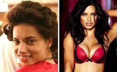 Мы не собираемся оспаривать сексуальность и красоту «ангелов» Victoria's Secret, а лишь хотим показать фотографии известных моделей без макияжа.