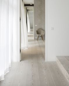 Milled, reclaimed Doug Fir for both flooring and bed? Bleached a bit to a whiter hue?