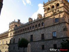 Palacio de Monterray de la Duquesa de Alba, Salamanca, Spain