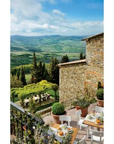 Because Romance Is Easier at...   MONTEVERDI   Tuscany, Italy