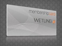 membership card by graphicool.co.il
