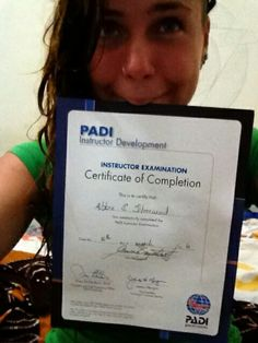 South America PADI