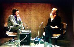maria dicuonzo @mariadicuonzo1  ·  8 gen @TwoReaders #funnygirl p.354 David Niven......quando andava sul divano di Michael Parkinson a raccontare ...storie