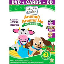 Baby Einstein Dvd Baby Newton Discovering Shapes 140