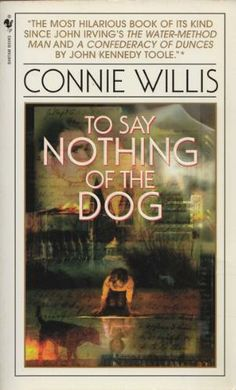 To read: To Say Nothing of the Dog - John Green's Whovian recommendation. Plus I love time travel.