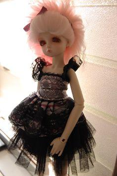 My second doll, Ame    Model: Leekeworld Mikhaila
