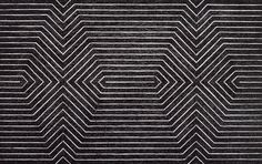 Frank Stella, From Black Series II, 1967