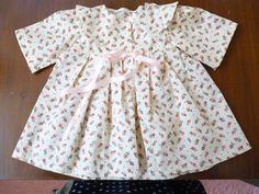 petite robe pour petit bébé - spring edition