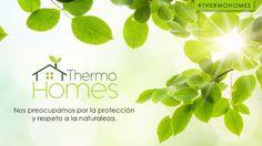 Viviendas con sentido ecológico.  #Thermohomes