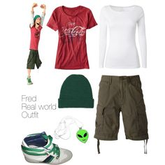 Fred big hero 6 outfit