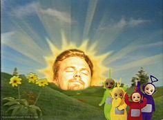 Leo's giant head: | The Most Culturally Important Leonardo DiCaprio Memes