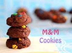 Pullahiiren leivontanurkka: M cookies