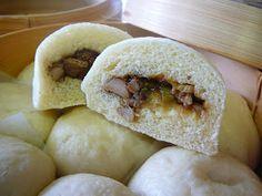 Missing home- yummy pork buns